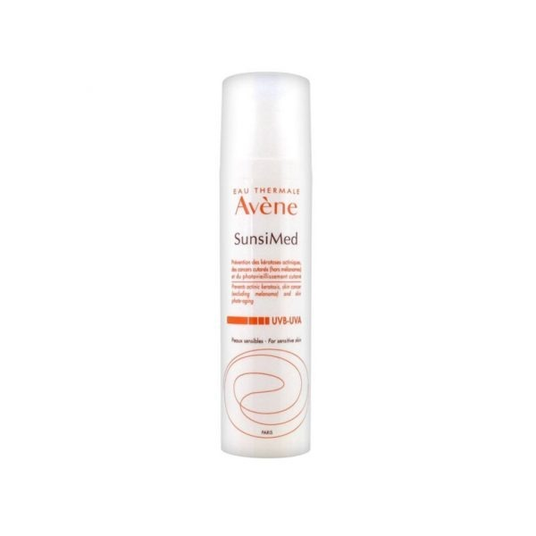 AVÈNE SOLAIRE SUNSIMED TRES HAUTE PROTECTION 80ML