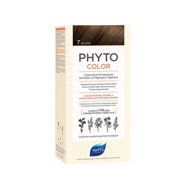 PHYTO COLOR 7 BLOND NF