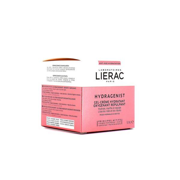 LIERAC HYDRAGENIST GEL CR (MAT)50 ML