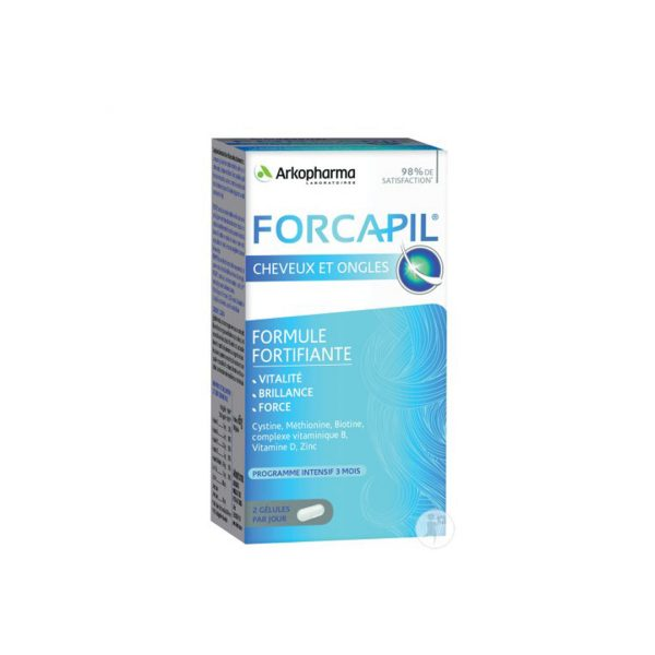 ARKOPHARMA FORCAPIL® 60 & 180 GELULES