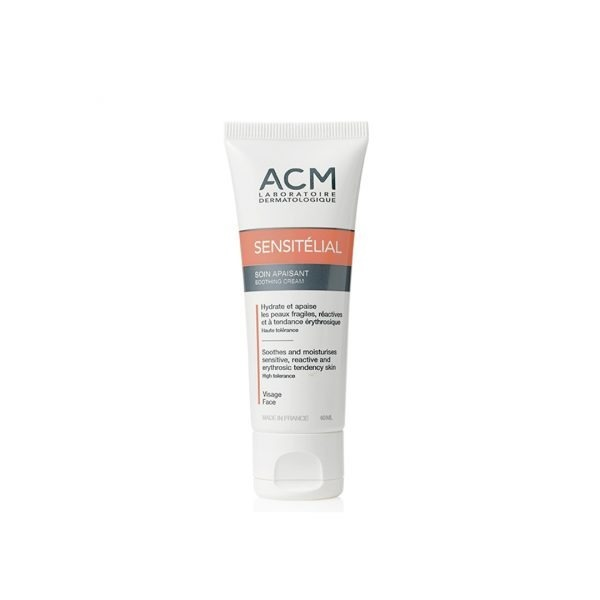 ACM SENSITELIAL SOIN APAISANT 40 ML