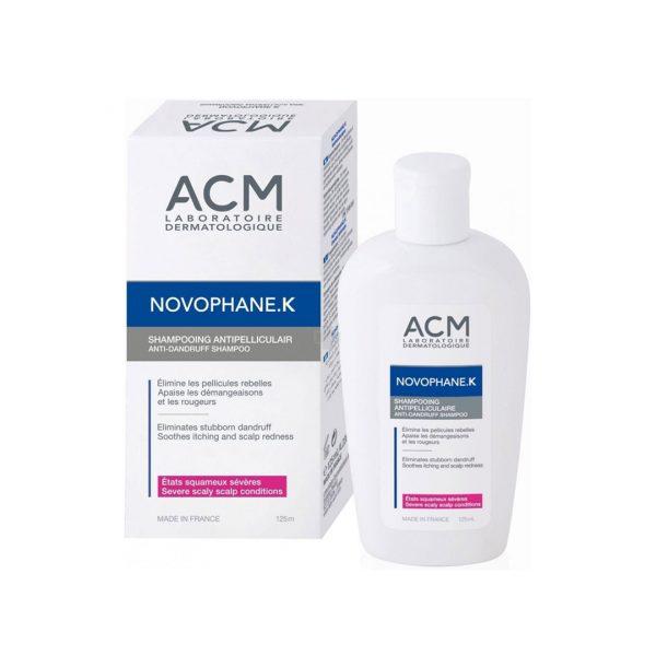 ACM NOVOPHANE DS SHP 125 ML