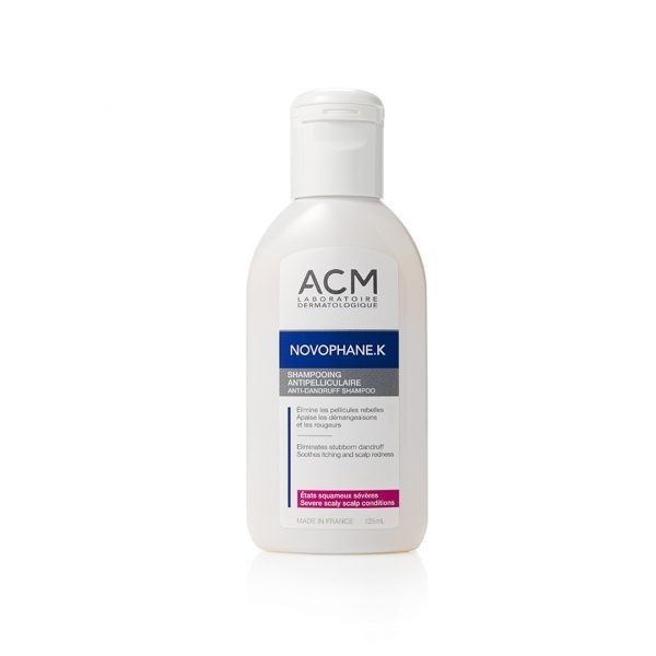 ACM NOVOPHANE K SHAMPOING 125 ML