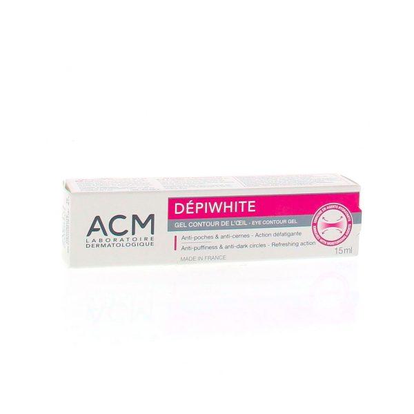 ACM DEPIWHITE GEL CONTOUR DE L'ŒIL 15 ML