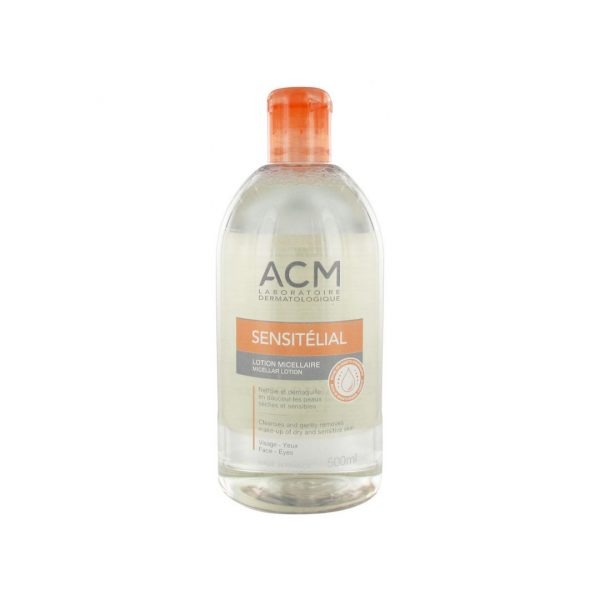 ACM SENSITELIAL LOTION MICELLAIRE 500 ML