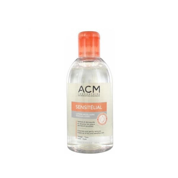 ACM SENSITELIAL LOTION MICELLAIRE 250 ML