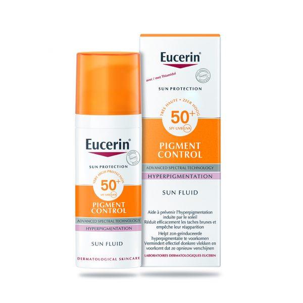EUCERIN ECRAN ANTI PIGMENT SPF50+ 50ML