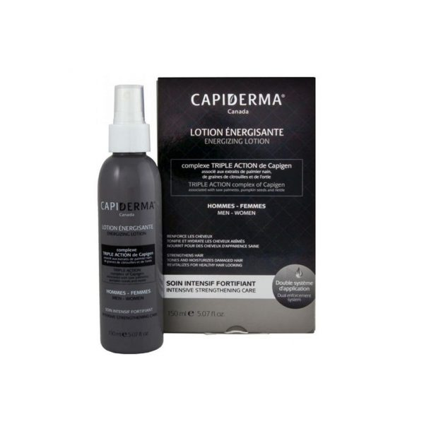 CAPIDERMA LOTION ANTI-CHUTE