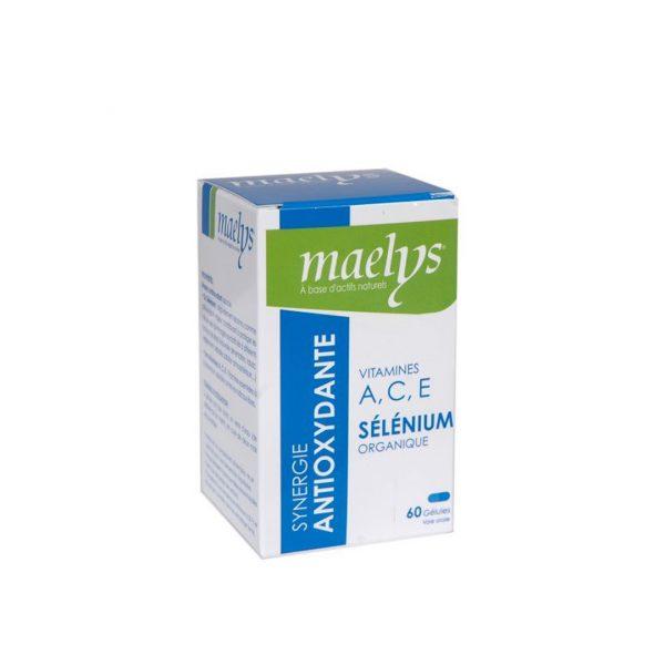 ACM MAELYS SELENIUM 60 GELULES