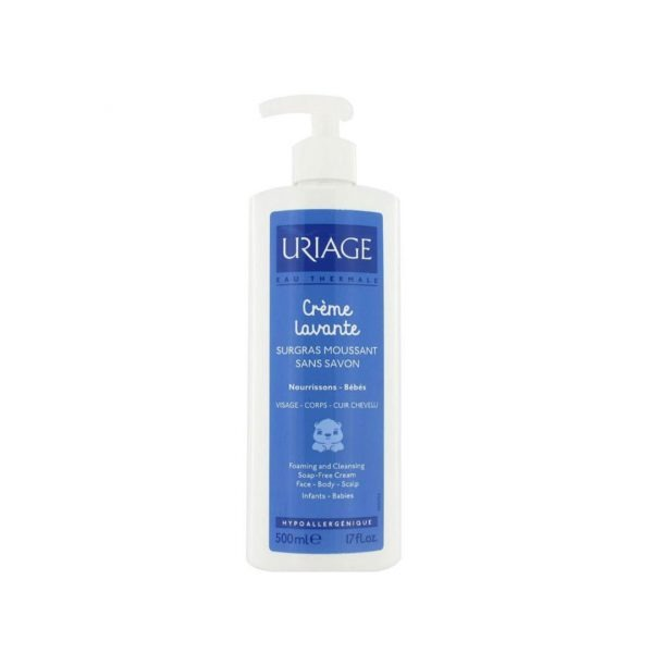URIAGE BEBE CREME LAVANTE 500 ML