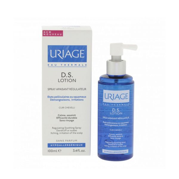 URIAGE DS HAIR LOTION 100 ML
