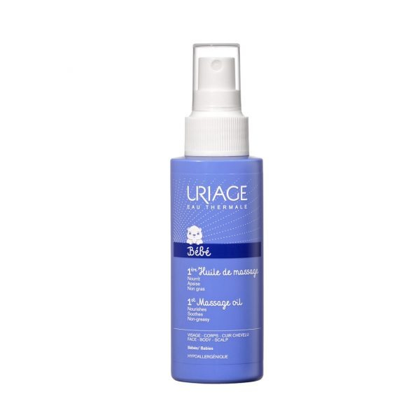 URIAGE BEBE 1ERE HUILE DE MASSAGE SPRAY 100 ML