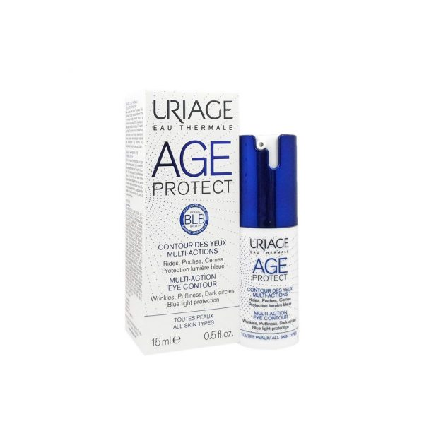 URIAGE AGE PROTECT CONTOUR YEUX MULTIACTION 15 ML