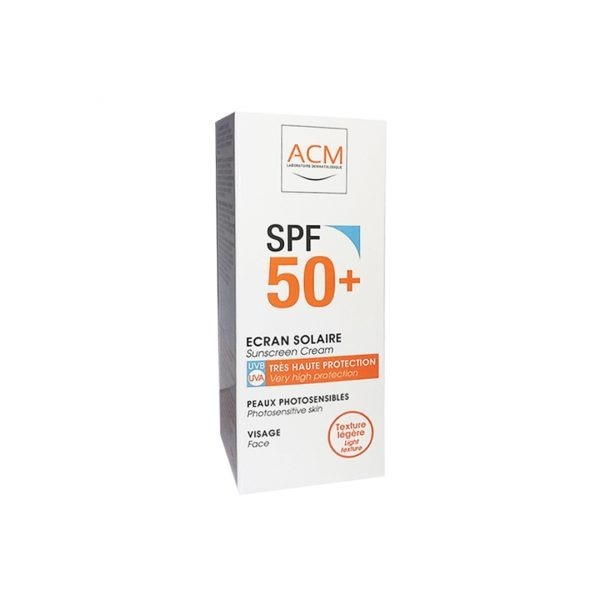 ACM ECRAN SOLAIRE 50+ 40 ML