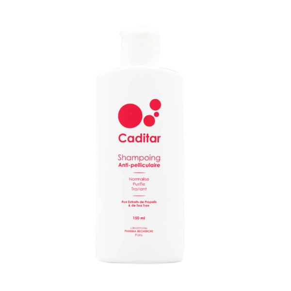 Caditar shampoing Anti-peliculaire