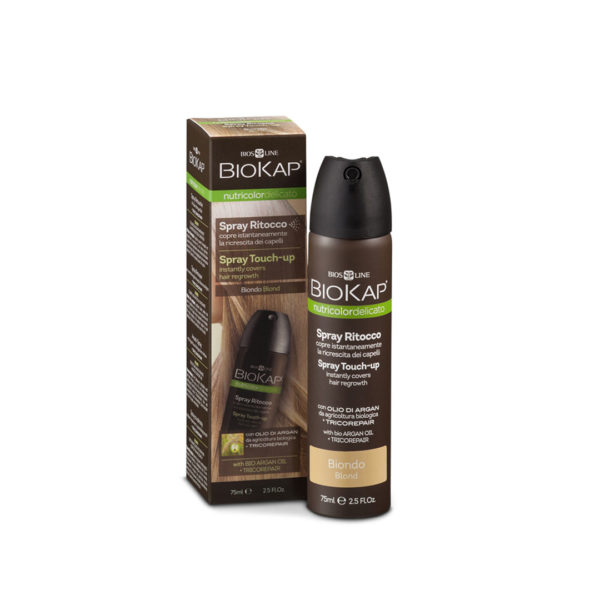 BIOKAP Nutricolor delicato Spray Retouche BLOND