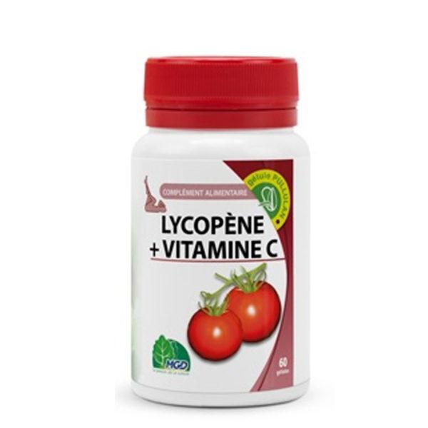 LYCOPENE+VITAMINE C 60 GELULES