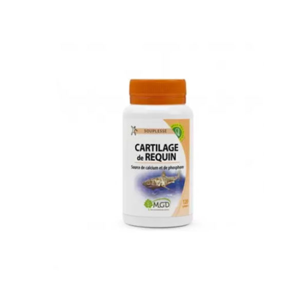 CARTILAGE DE REQUIN 200 GELULES