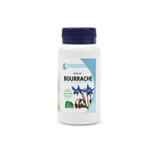 HUILE DE BOURRACHE 100 CAPSULES