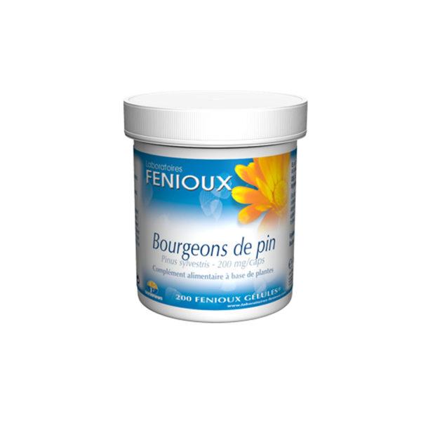 BOURGEONS DE PIN 200 GELULES