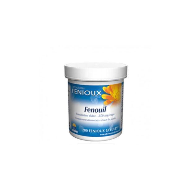 FENOUIL 200 GELULES