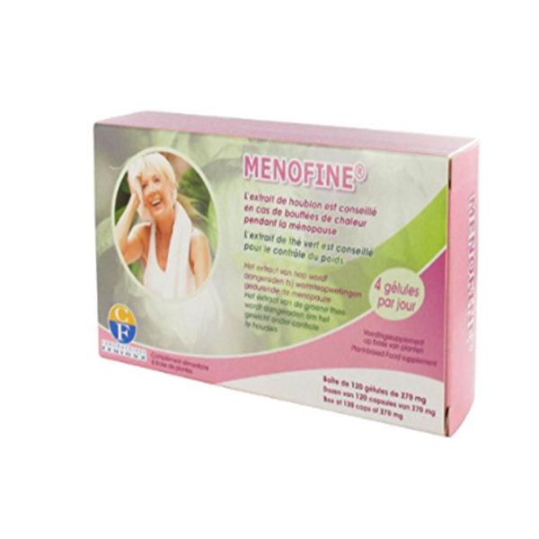 MENOFINE 120 GELULES
