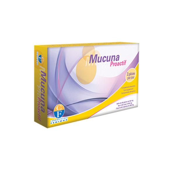 MUCUNA PROACTIF 60 GELULES