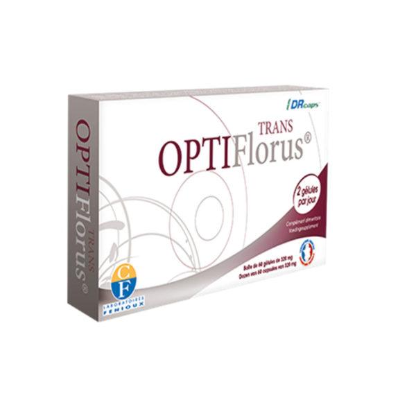 OPTIFLORUS TRANS 60 GELULES