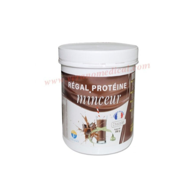 REGALE PROTEINE MINCEUR CHOCOLAT 350 G